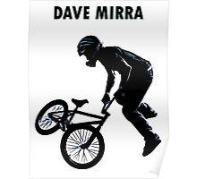 Dave mirra BMX Poster