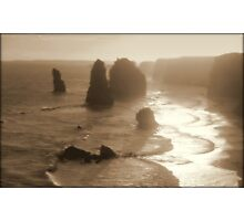 The Limestone Coast - Australia. Photographic Print