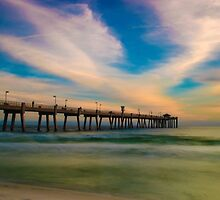 The Pier by Gaby Swanson  Photography