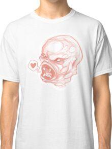 Flukeman Kisses Classic T-Shirt