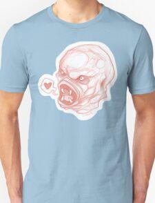 Flukeman Kisses Unisex T-Shirt