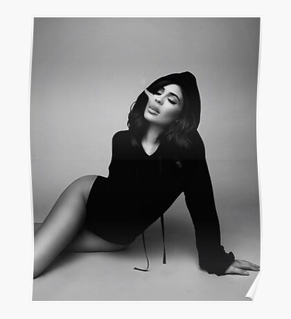 Kylie Jenner Smoke Poster