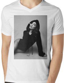 Kylie Jenner Smoke Mens V-Neck T-Shirt