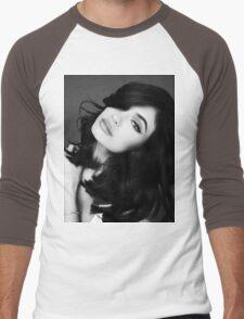 Kylie Jenner Eyeliner Men's Baseball ¾ T-Shirt