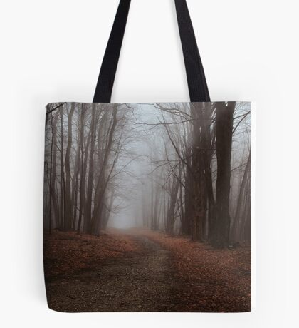 Forgotten Roads Tote Bag