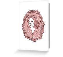 Hayley Atwell  Greeting Card