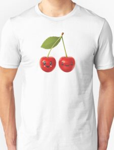 Cute Cherries Unisex T-Shirt