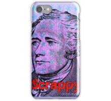 Hamilton on Broadway - Scrappy iPhone Case/Skin