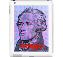 Hamilton on Broadway - Scrappy iPad Case/Skin