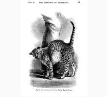 Darwin's Cat Unisex T-Shirt