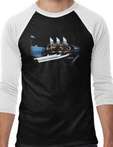 Ratty Heart © Men's Baseball ¾ T-Shirt