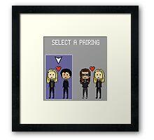 Select Bellarke Framed Print