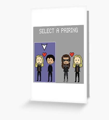 Select Bellarke Greeting Card