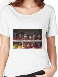 Ladies in Waiting Women's Relaxed Fit T-Shirt