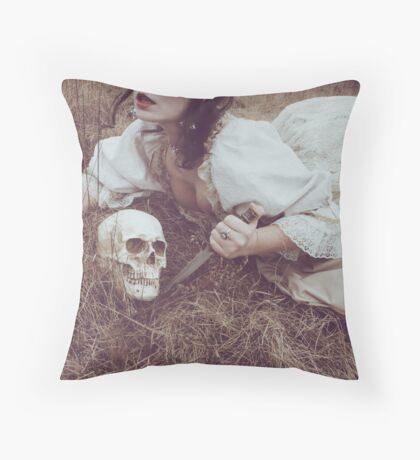Where You Rest Throw Pillow