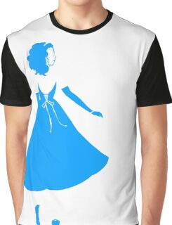Simply Blue Graphic T-Shirt
