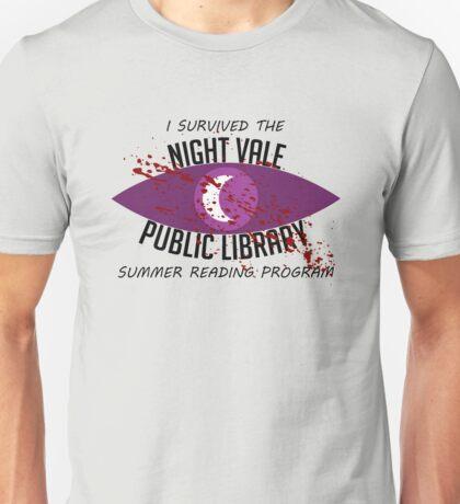I Survived Summer Reading Unisex T-Shirt