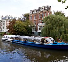 Netherlands - Amsterdam - canals - tourism by Ren Provo