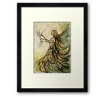 The Virgin (Virgo) Framed Print
