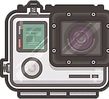 Go Pro by cassiepdesigns