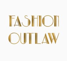Fashion Outlaw Kids Tee
