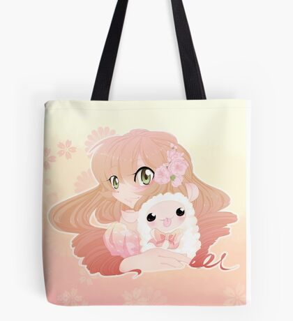 HappyAlpaca Official Artwork Hand Bag Tote Bag