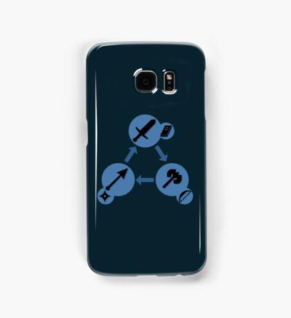 WEAPON TRIANGLE | Fire Emblem Fates Samsung Galaxy Case/Skin