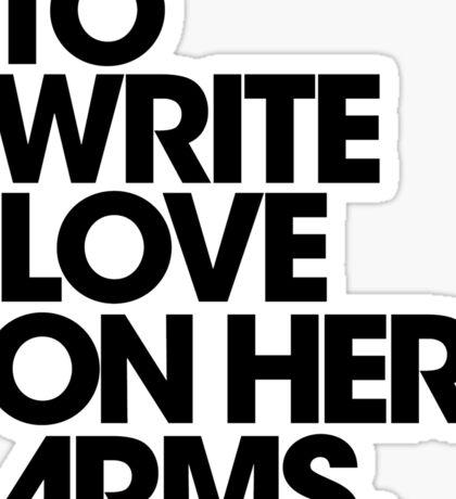 TWLOHA  Sticker