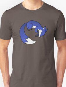 Blue Fox Snooze T-Shirt