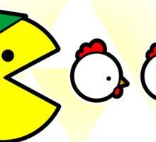 Pac-Link  Sticker
