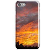 Roaring Sunrise iPhone Case/Skin