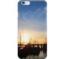 Steveston Harbour iPhone Case/Skin