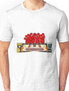 Aztec Woodfire Unisex T-Shirt