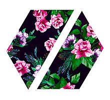 Molecule Merchandise Series - Floral Logo by Benjamin Sullivan
