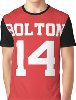 High School Musical Jersey Design: Troy Bolton Graphic T-Shirt