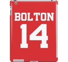 High School Musical Jersey Design: Troy Bolton iPad Case/Skin