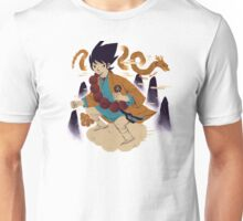woodblock kakarot Unisex T-Shirt