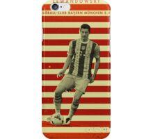 Lewandowski iPhone Case/Skin