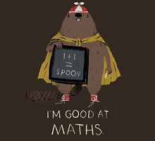 i'm good at maths Unisex T-Shirt