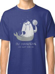 i'm handsome Classic T-Shirt
