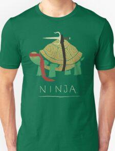 ninja - red T-Shirt