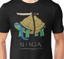 ninja - blue Unisex T-Shirt