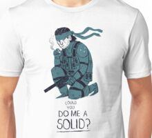 do me a solid Unisex T-Shirt