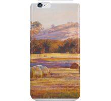 Fields of Gold - Tallarook iPhone Case/Skin