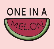 One In A Melon One Piece - Short Sleeve