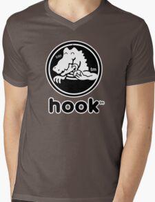 Hook Mens V-Neck T-Shirt