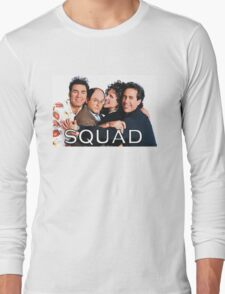 Seinfeld Squad Long Sleeve T-Shirt