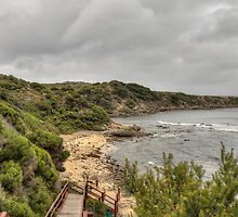 Gracetown, Western Australia by Elaine Teague