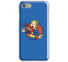 Vault Burster iPhone Case/Skin