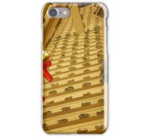 View above iPhone Case/Skin